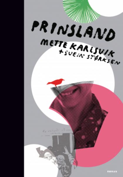 Omslag ved Svein Størksen (Magikon Forlag 2012)